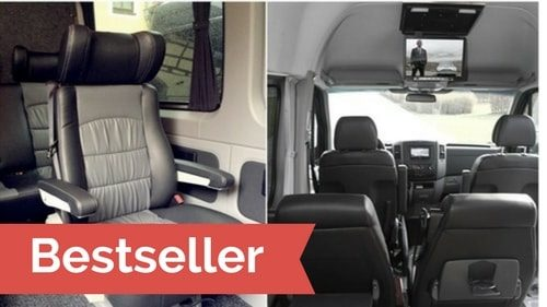 Luxus Sprinter Tourbusse Wendt