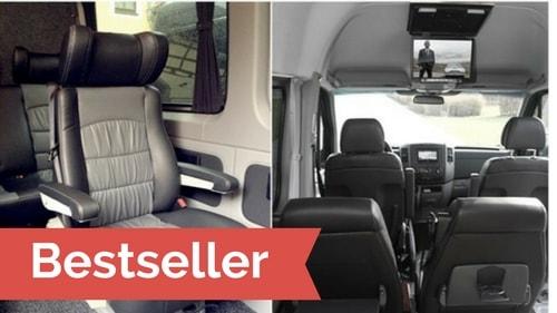 Luxus Sprinter Tourbusse Wendt