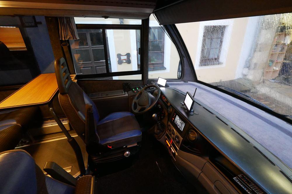 Nightliner Tourbusse Wendt - Fahrer