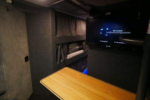 Nightliner Tourbusse Wendt Fernseher