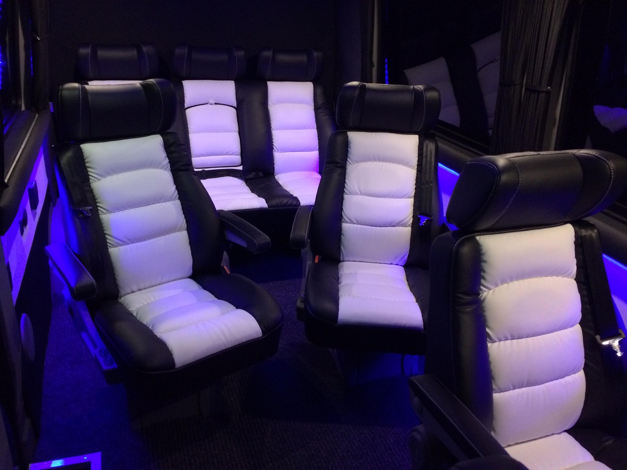 Sitze VIP-Sprinter