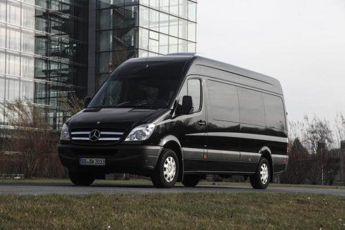 VIP-Sprinter Tourbusse Wendt mieten