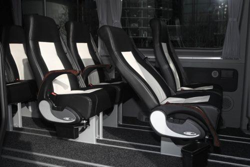 Sitze Luxussprinter