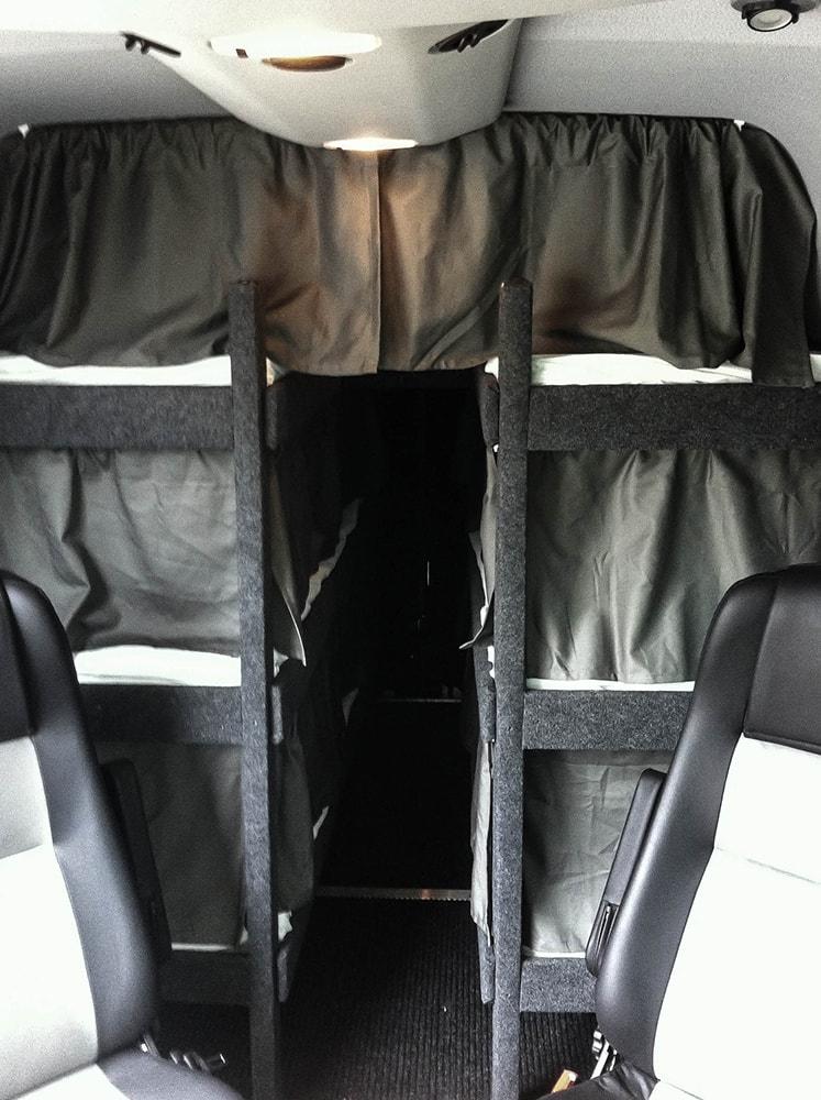 Bild innen MINI-Nightliner Tourbusse Wendt